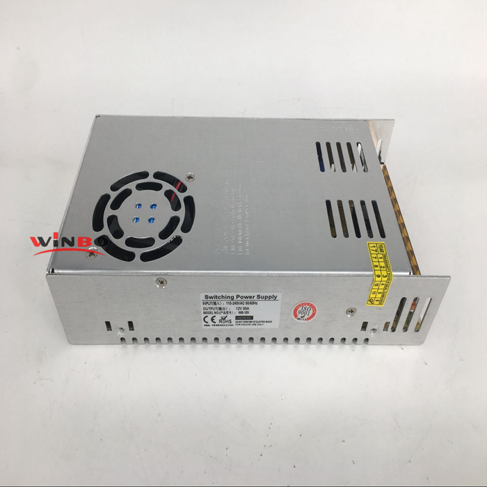 alibaba12v 30a metal case switching power supply 360w ac dc <strong>adapter</strong> power <strong>adapter</strong>