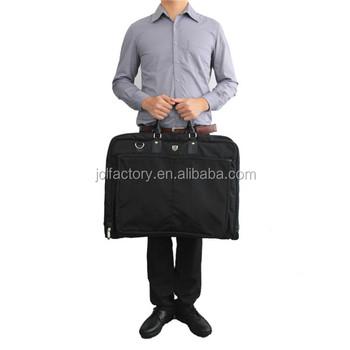 ac248255041e 2017 New Nylon Men s Suit Tote Garment Storage Bag - Buy Men s ...