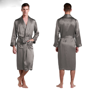 26163b3763 Bath Robe Satin Men
