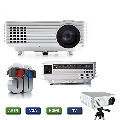 Android4.4 wifi Everycom MINI <strong>Projector</strong> EC77 1080P video game <strong>projector</strong> full hd