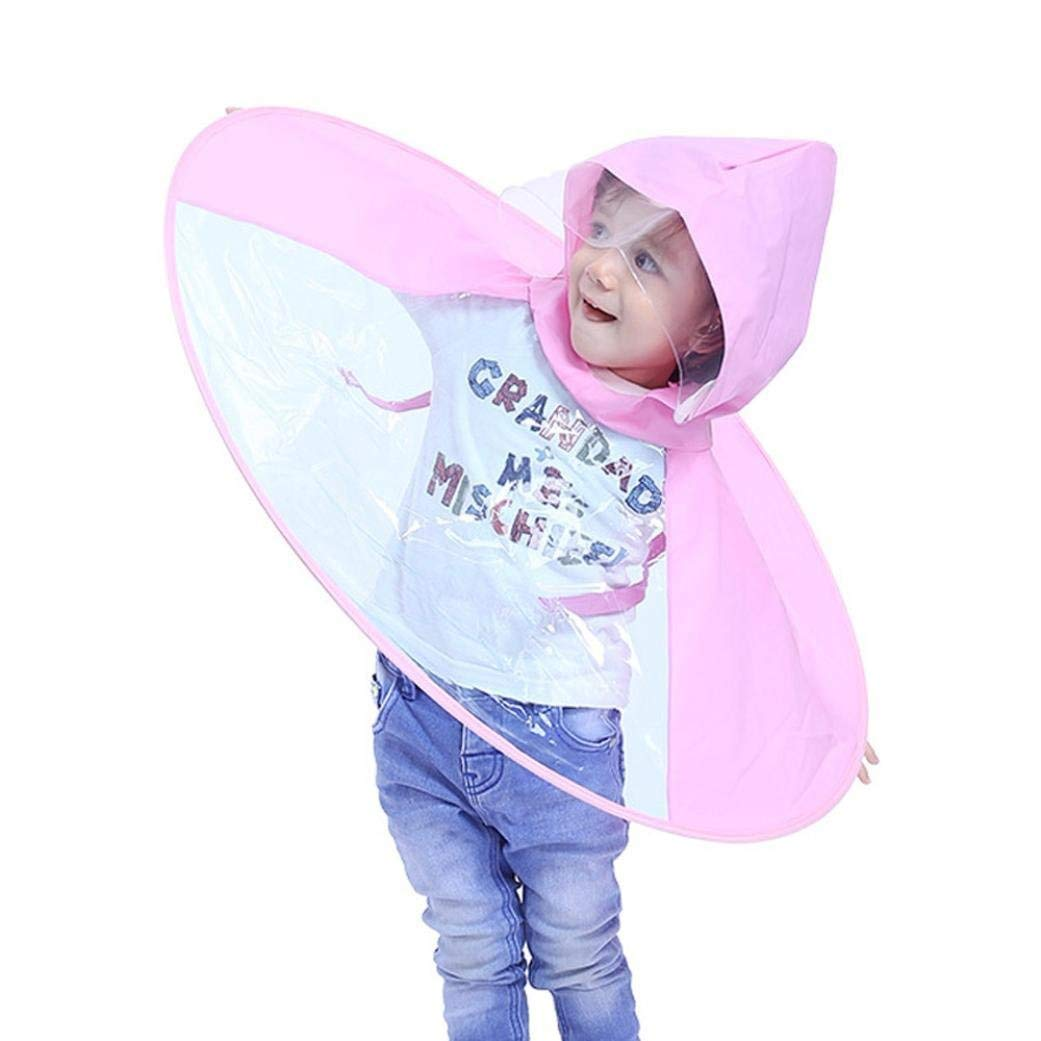 99644484022db Get Quotations · Iusun Baby Raincoat