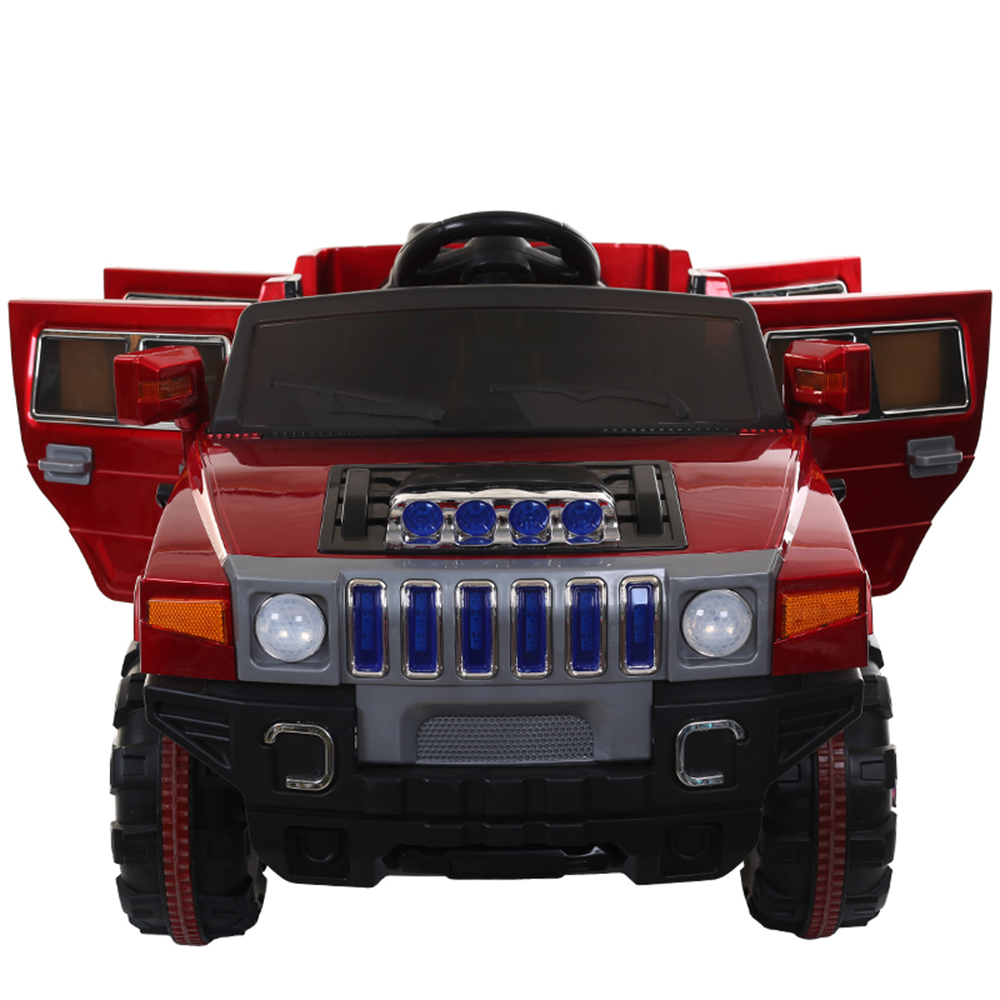 Two Seat Car Kids Jeep Toys Remote Control 12v Kids Electric Car For