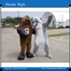 Enjoyment CE sea animal sea lion mascot sealion cartoon costume for adults DH-319