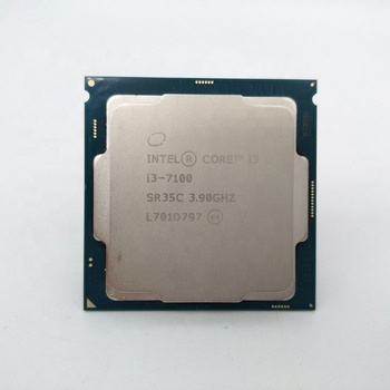 new Original CPU for Intel Core i3 7100 processor pull out used