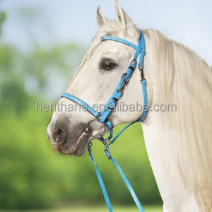 Fancy PVC Horse Bridle and Rein