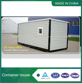Cheap self contained container house