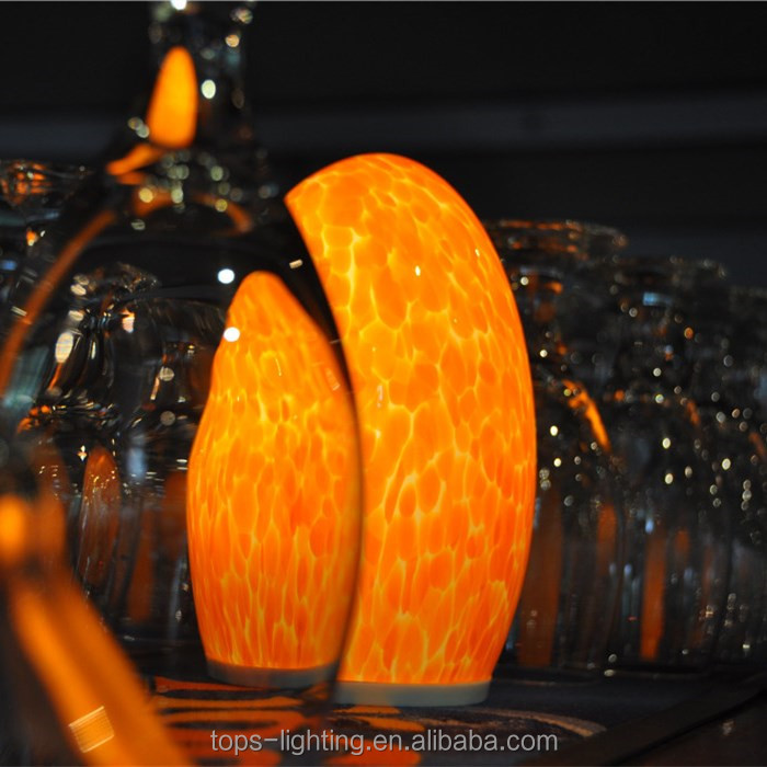 Lovely Hand Crafts glass storm candle lantern