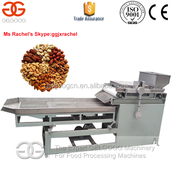 Professional Walnut Chopper Machine/Walnut Cutting Machine/Nut Chopping Machine