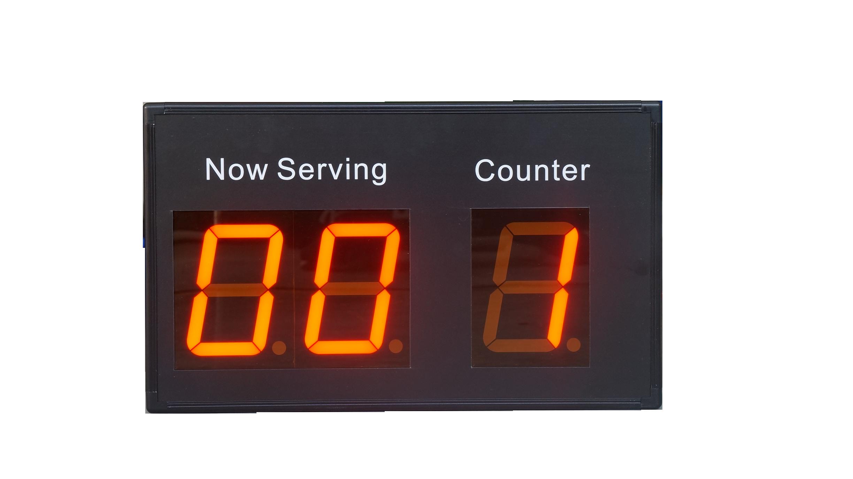 Control remoto para Sistemas de gesti/ón de colas