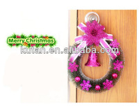 wholesale cheap artificial christmas wreaths
