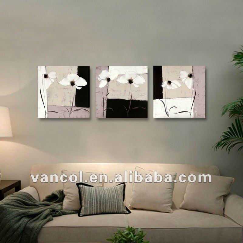 Multi Panel impresiones de la lona de encargo para la decoración ...