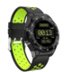 fashionable round screen 1.3 inch 4g waterproof smart watch phone with wifi bluetooth pedometer heart rate monitor
