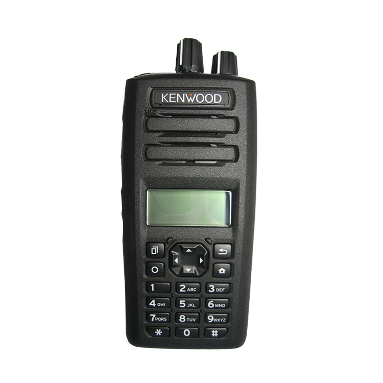 Nuovo Prodotto Impermeabile Antipolvere Dmr Digitale A Due Vie Radio Kenwood NX-3320 Walkie Talkie