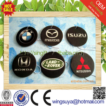 new car scent custom make hanging paper car air freshener wholesale