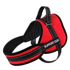 Removable Patches SUPPORT DOG Vest Harness Comfortable Handle Small Medium Large Service Dog Vest