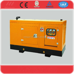 Diesel genset powered by China engine