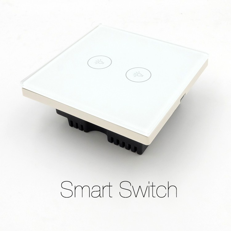 Tuya Smart Multifunctional Wireless Wall Switch With