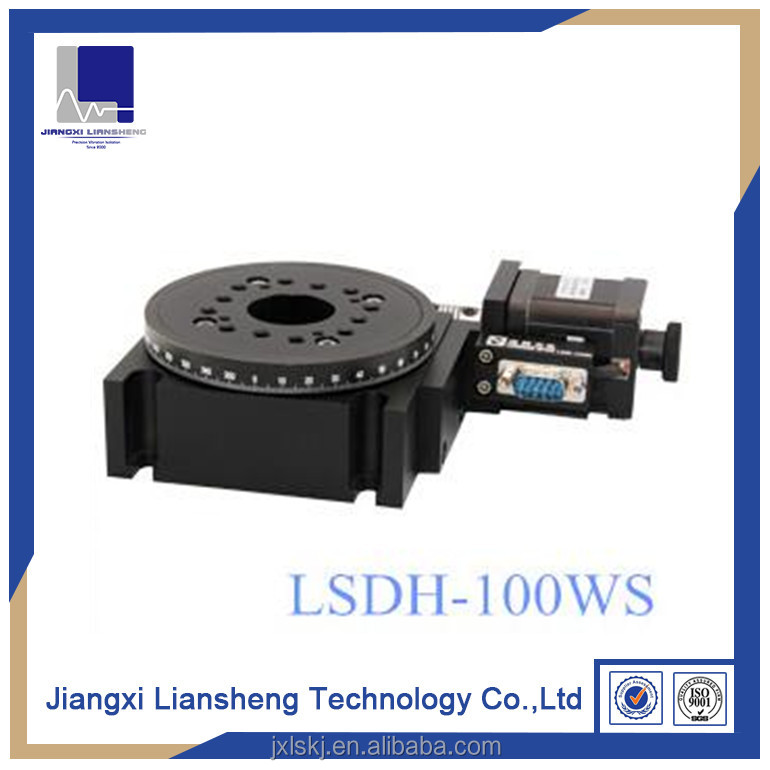 LSDH-100WS Motorized Rotary Positioning Stage