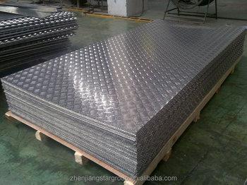 1050 H24 Aluminum Checkered Plate Checkered Plates Checker
