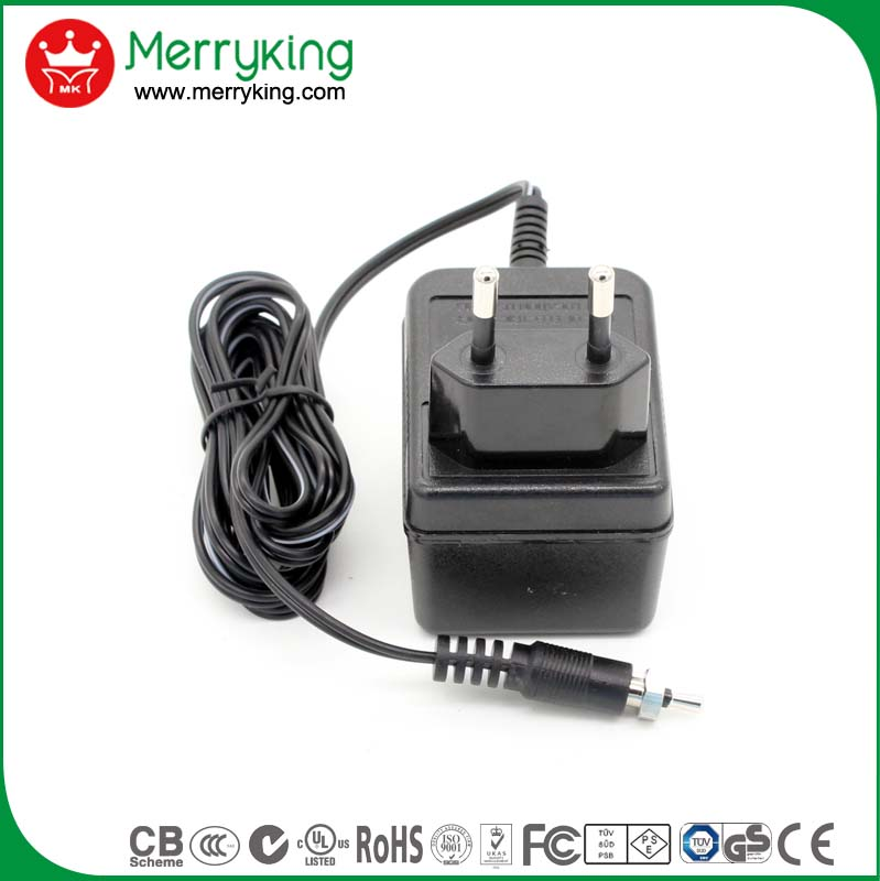 CE 230v ac ac adapter output 9v 200ma linear adaptor