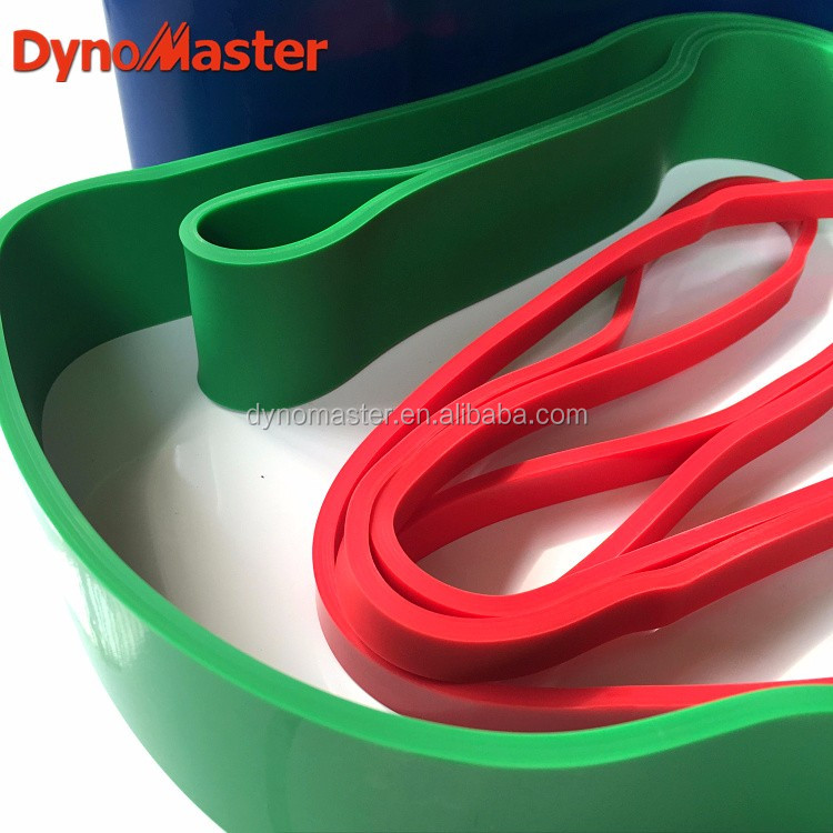Pull-up Assistance Resistance Band Loop High Quality Latex Resistance Band / Loop For Power Lifting