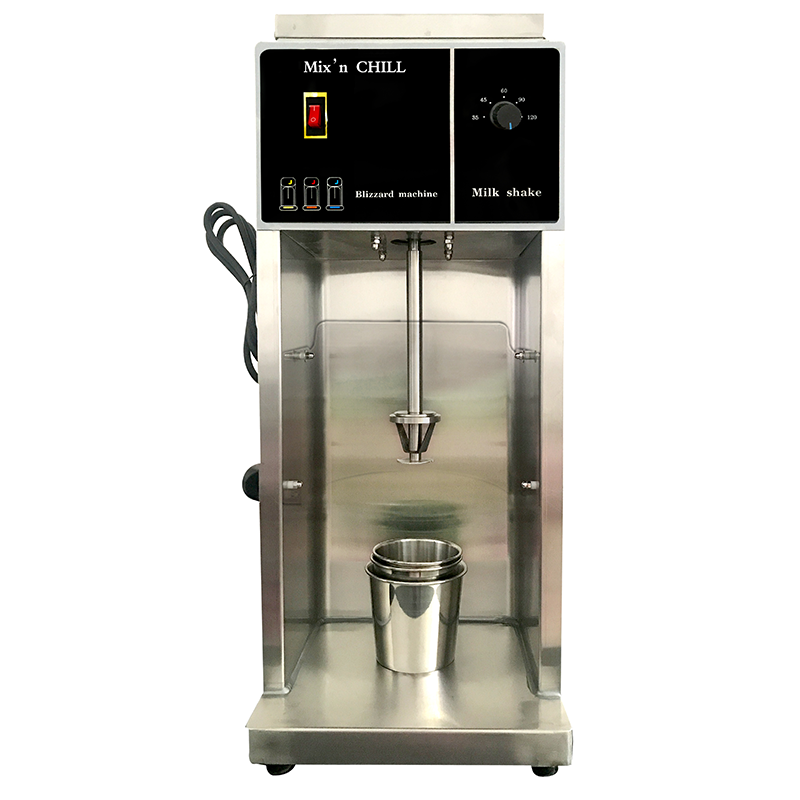 Commercial MC Flurry Blender Fruit Ice Cream Mixer Shake Machine