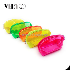 See Through PVC Cosmetic Pouch