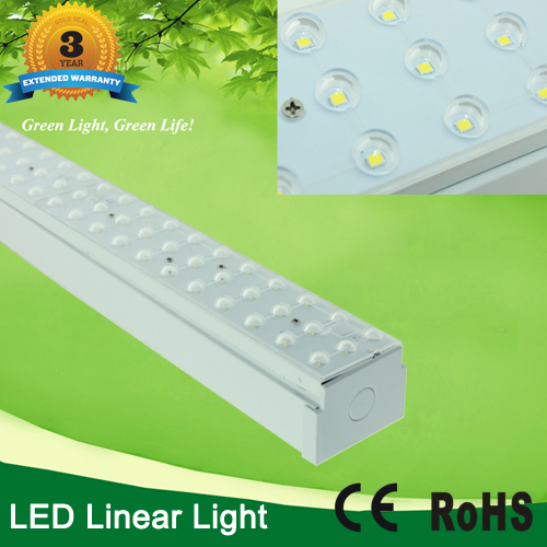 CODAR LED Surface Mounted IP66 Luminaire, LED Linear Strip Fixture, LED Ready Linear strip