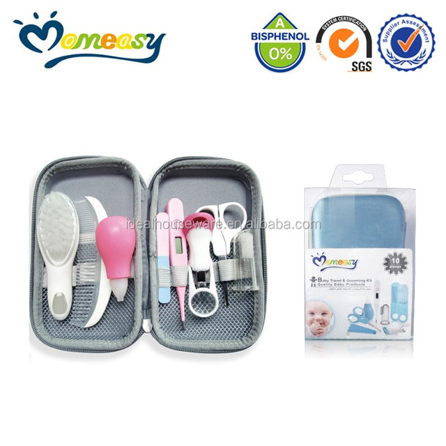 DELUEXE BABY HEALTHCARE&GROOMING KIT