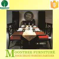 Moontree MDR-1305 folding dining table and chairs set