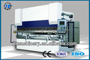 12 guage steel 10 feet HPB series Hydraulic Servo CNC Press Brake