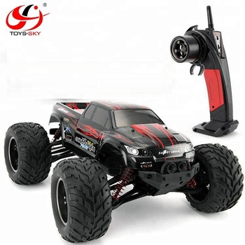 Electric 4wd Universal Rc Car Remote Control Monster Truck With Parts For