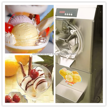 Commercial hard ice cream making machine/batch freezer /gelato machine
