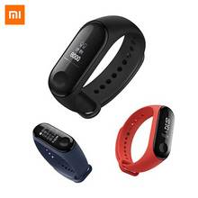 "Xiaomi Mi Band 3 Miband 3 Smart Polsband Met 0.78 ""OLED Touch Screen Waterdicht Hartslag Fitness Tracker Smart armband"