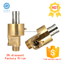 High speed bearing and spring with cnc machinerotary hose fitting rotary