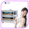 bakery equipment manufacturer, bakery gas oven, 2 deck bakery oven