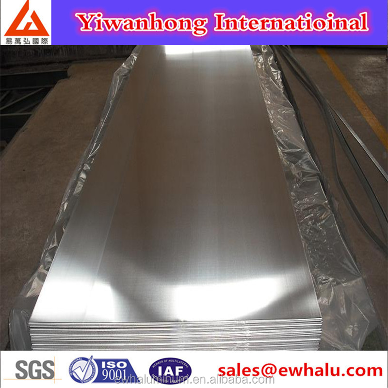 customized mill finish roofing 1060 aluminum sheet plate