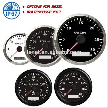 Diesel Engine Tachometer Rpm,Diesel Tachometer Rpm Gauge Meter ...
