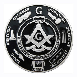custom metal masonic car emblems wholesale
