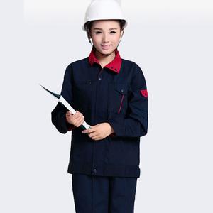 Unisex long sleeve working uniforms engineer uniform