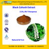 GMP Factory Supply Free Sample Black Cohosh Extract Triterpenoid Saponins 2.5%-8%