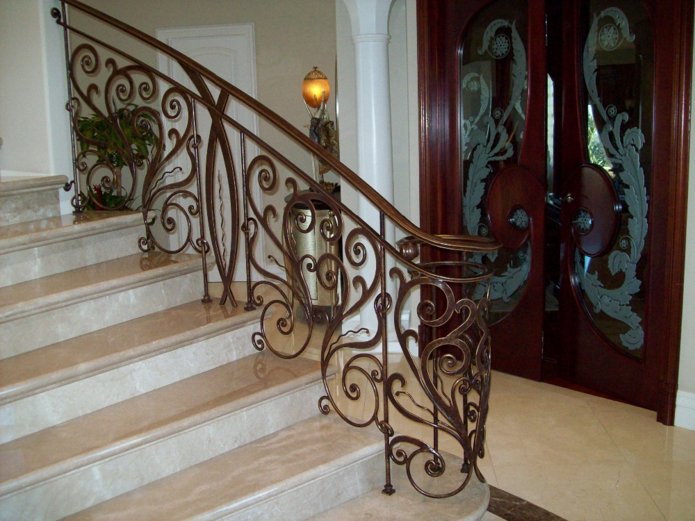 Stainless Steel Wire Staircase Railing Prices Balcony Gyd 15h0350 Composite Interior Stairs Designs