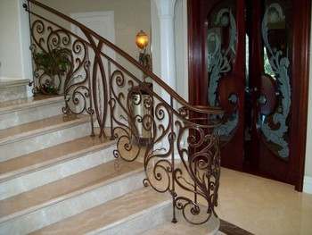 Stainless Steel Wire Staircase Railing Prices Balcony Stainless Steel  Railing GYD 15H0350