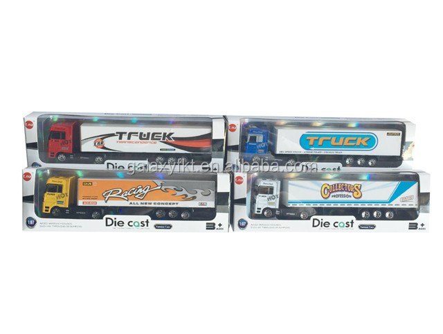 Hot sale die-cast truck toys