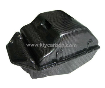 Carbon Air Box Motorcycle Parts For Ducati Monster S4r