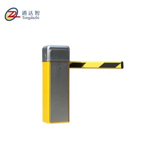 car parking system Automatic boom barrier road gate for Highway Toll