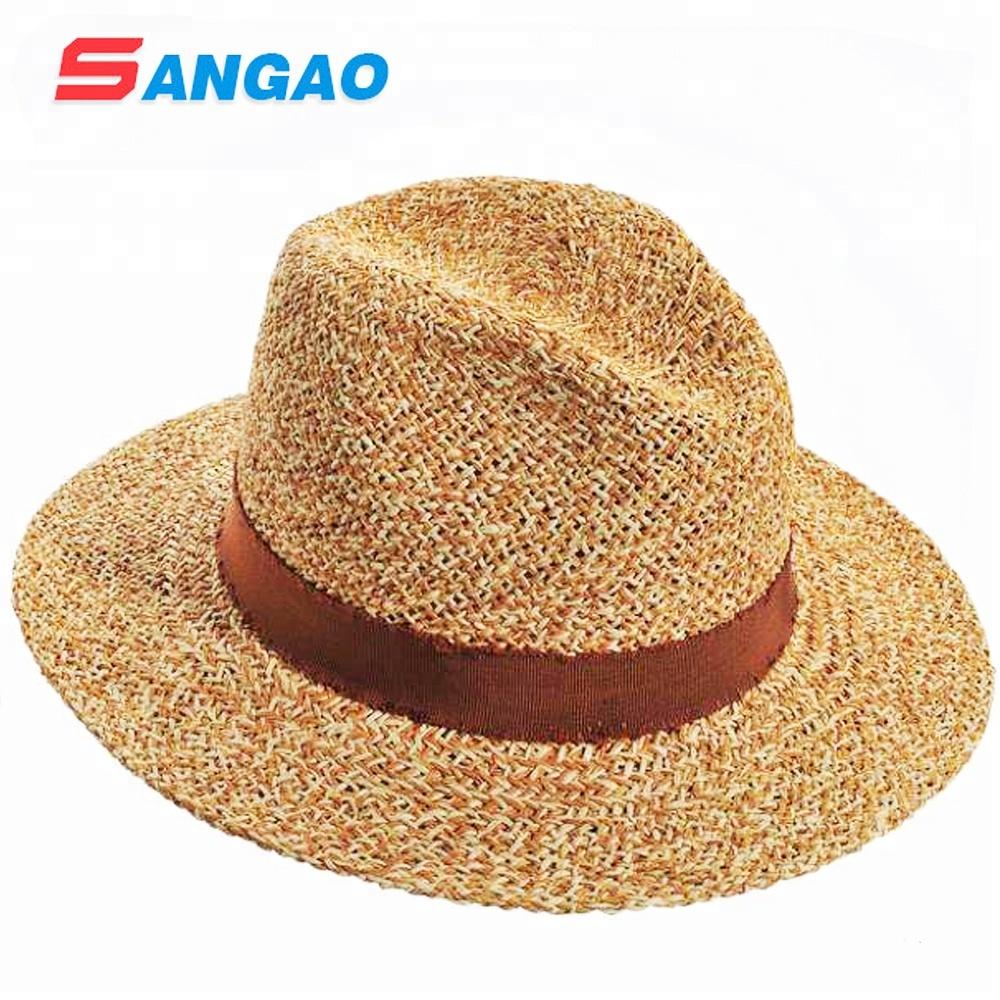 Wholesale Fashion Woman Mens Straw Hats Bulk In Summer Straw - Buy ... d0a662f8903