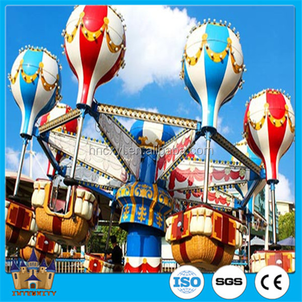 Outdoor amusement carnival rides samba balloon ride for kids funfair rides