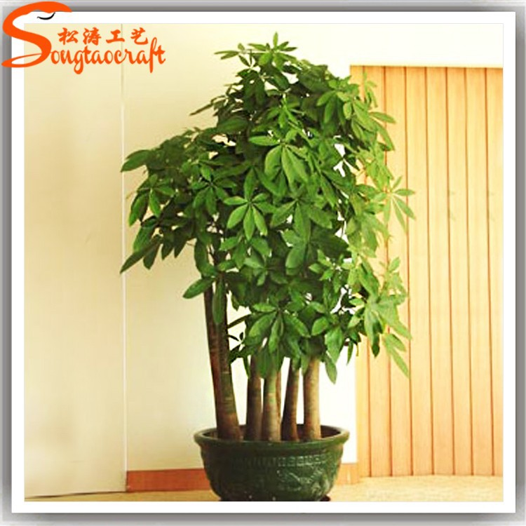Plant Pots Whole Artificial Poinsettia Large Outdoor Bonsai Trees Product