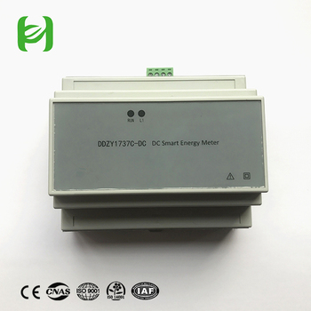 DC Kwh Meter for Control System